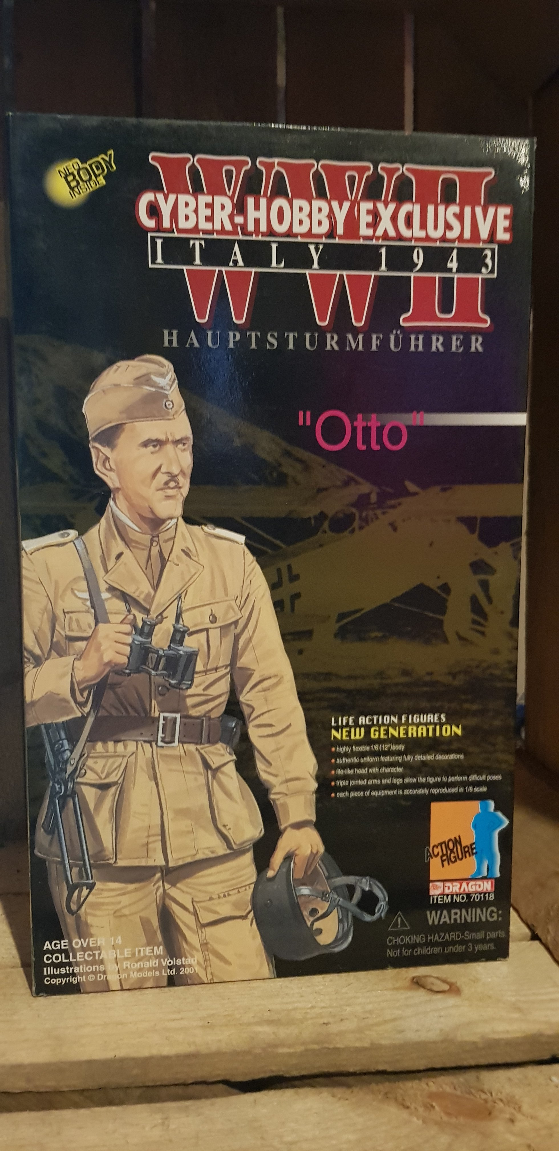 Cyber Hobby Otto mint in Box Preis: 69,-